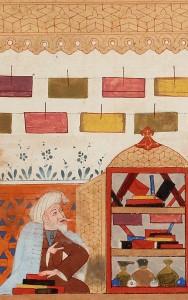 SP1559_f178v_Majâlis al-'ushshâq de Husayn Gazurgâhî. Shîrâz (?), vers 1575 - copie