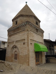 Zeyn al-'Âbedin Mausoleum, Sâri (© Aube 2014)