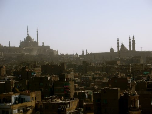 Cairo Skyline (© Quickel)